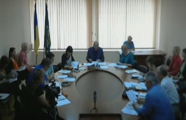 25 травня відбулося засідання виконавчого комітету Южноукраїнської міської ради