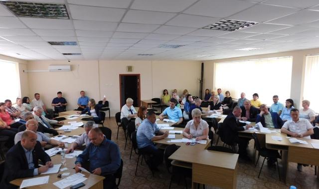 Відбулося засідання 11 сесії Южноукраїнської міської ради VІІ скликання